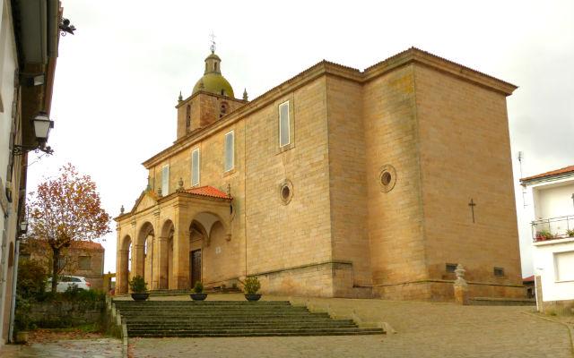 Iglesia de la Asunción de Lumbrales - Destino Castilla y León