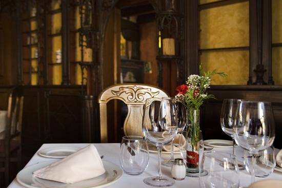 restaurante la botica de Maapozuelos
