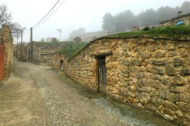 Subida a Santa María del Castillo - Destino Castilla y León