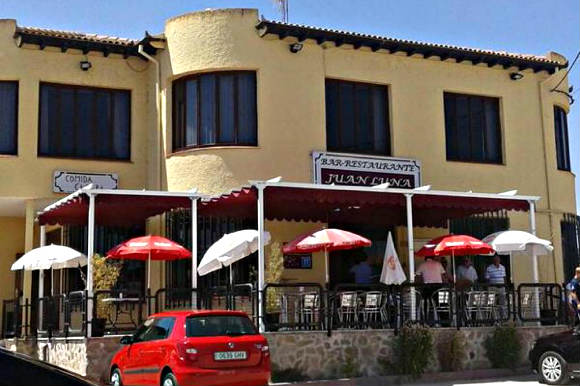 Restaurante Juan Luna - Imagen de Carolina Pecharromán