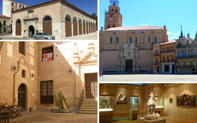 Otros puntos interesantes en Medina del Campo - Destino Castilla y León