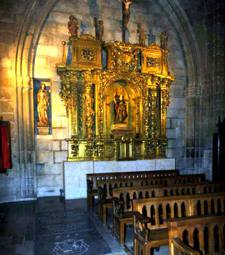 Capilla de San Andrés - Imagen de Diario de León