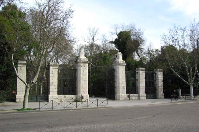Puerta del Príncipe - Imagen de M. A. Guadilla