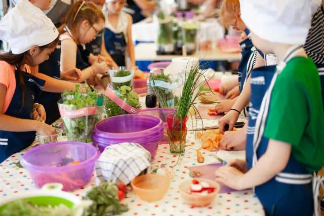 Talleres de cocina para niños - Imagen de Zamora 3.0