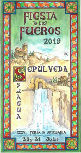 Feria y Fiestas de los Fueros de Sepúlveda 2019