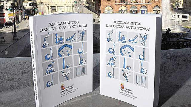 Presentación de los nuevos reglamentos de juegos tradicionales de Castilla y León - Imagen de La Nueva Crónica
