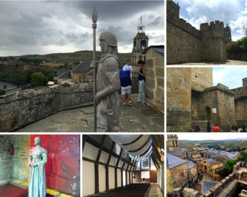 Castillo de los Condes de Benavente en Puebla de Sanabria - Destino Castilla y León
