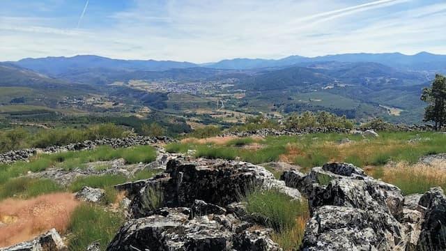 Lugar donde debió asentarse el castro - Destino Castilla y León