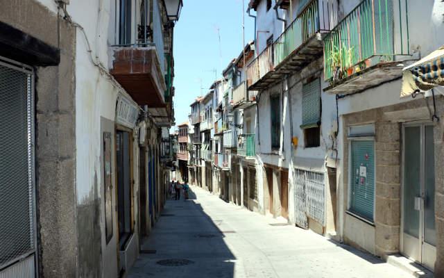Calle Mayor de Béjar - Destino Castilla y León