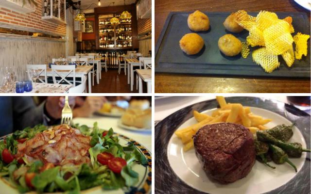 Restaurante Casa Paca de salamanca - Destino Castilla y León
