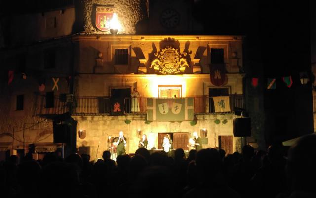 Noche de Música de las Estrellas - Imagen del Ayto de Sepúlveda