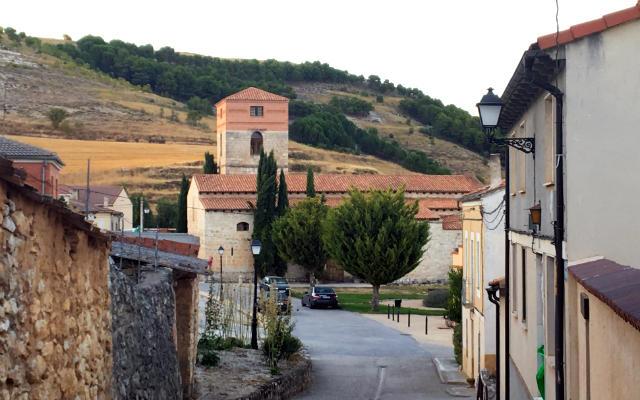 Iglesia de San Martín de Curiel del Duero - Destino Castilla y León