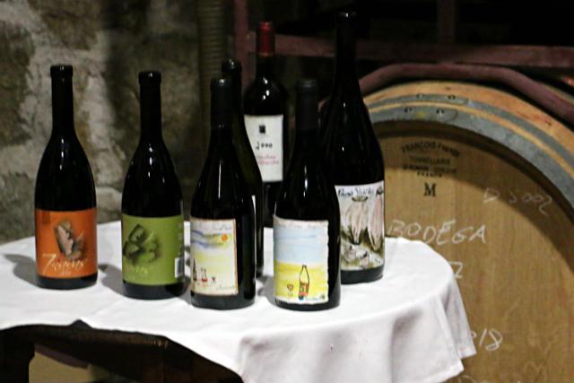 Gama de vinos de la Bodega 7 Navas - Destino Castilla y León