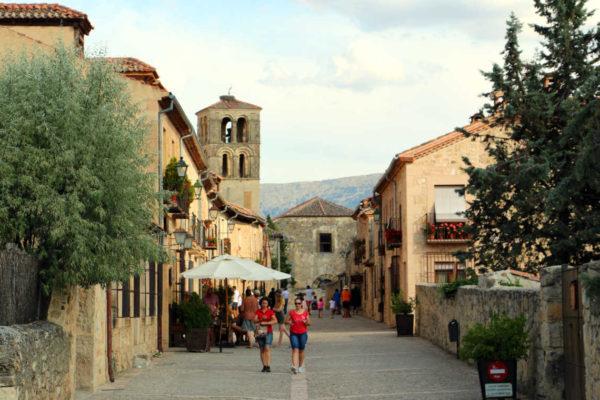 Visita a Pedraza - Destino Castilla y León