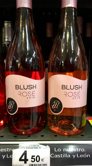 Blush Rosé - Destino Castilla y León
