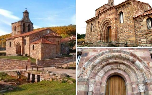 Iglesias de Brañosera - Destino Castilla y León