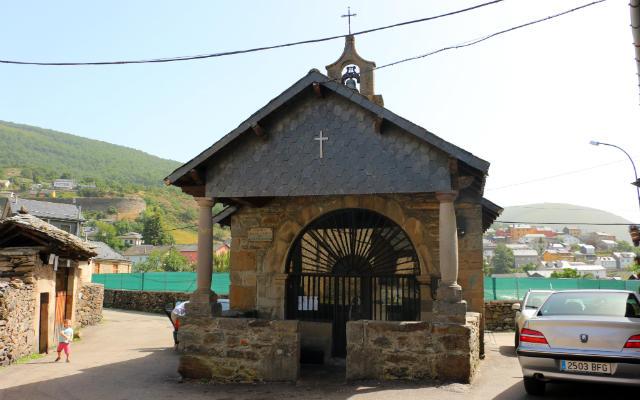 Ermita del Cristo de Caboalles de Abajo - Destino Castilla y León