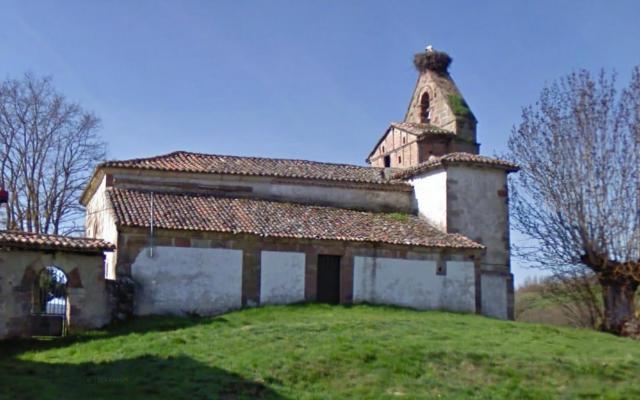Iglesia de San Saturnino en Valsadorín - Destino Castilla y León