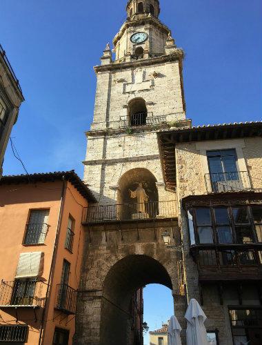 Torre del Reloj de Toro - Destino Castilla y León