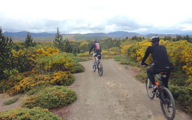 Rutas en bicicleta de montaña por la zona - Imagen de Bookin