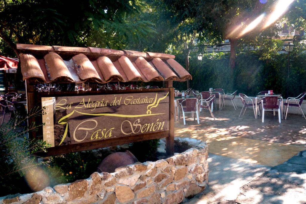 Restaurante La Alegría del Castañar - Imagen del Restaurante