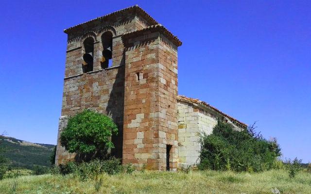 Románico rural palentino