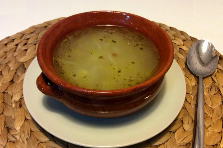 Presentación de la Sopa de Cebolla - Destino Castilla y León