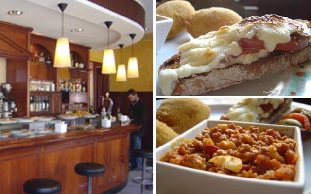 Café Bar Sevilla de Salamanca - Destino Castilla y León