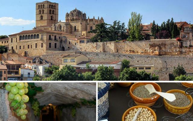 Parajes de la DO. Tierra de Zamora - Destino Castilla y León
