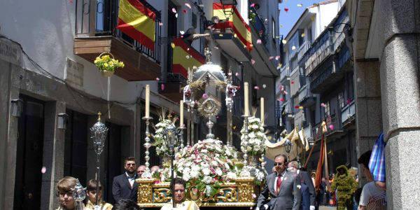 Procesión del Corpus Christi bejarano - Imagne de Ayto. Béjar