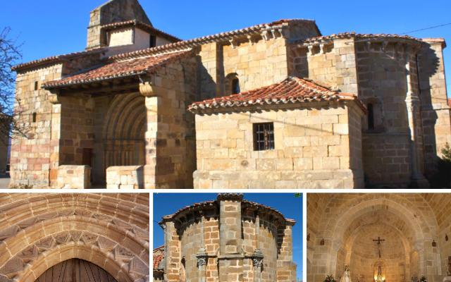 San Juan Bautista de Villavega de Aguilar - Destino Castilla y León