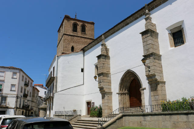 Iglesia de San Juan de Béjar - Destino Castilla y León