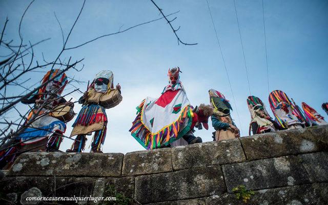 Mascaradas de Sanabria, una herencia etnográfica - Imagen de Como en casa en cualquier lugar