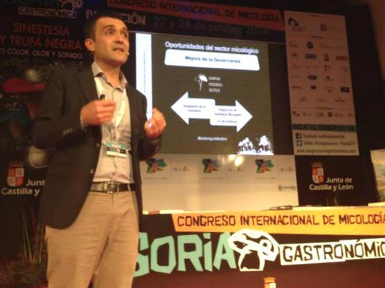 Fernando Martínez Peña, del CITA-Aragón - Imagen de CITA