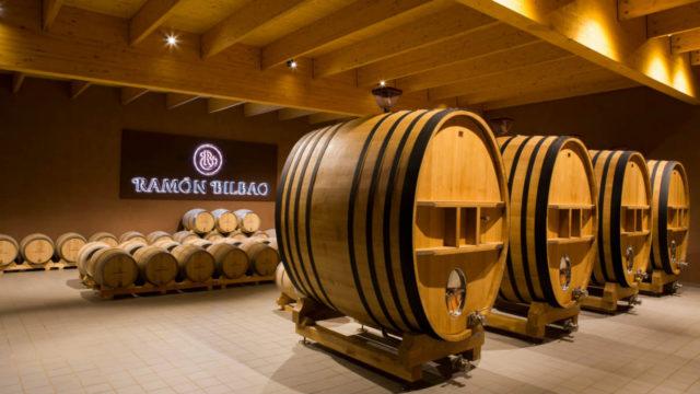 Bodegas Ramón Bilbao en Rueda - Destino Castilla y León