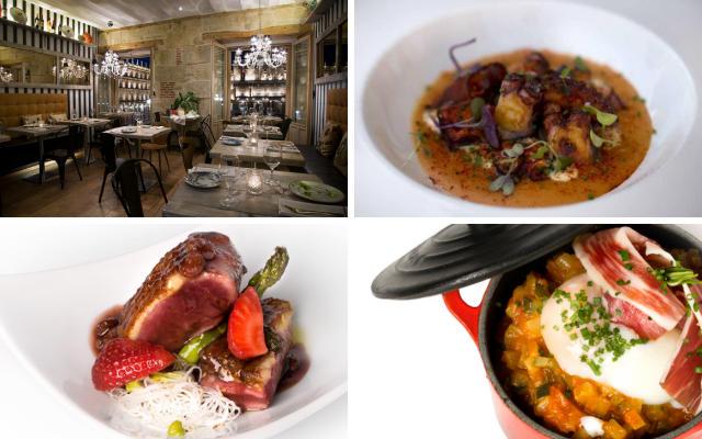 Restaurante Las Tapas de Gonzalo, en la Plaza Mayor de Salamanca - Destino Castilla y León