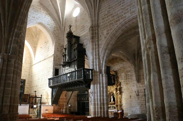 Órgano de la Iglesia de Santa María de Gumiel de Izán - Destino Castilla y León