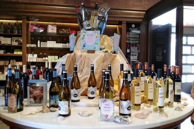 tienda de vinos - Museo del Vino Pagos del Rey - Destino Castilla y León