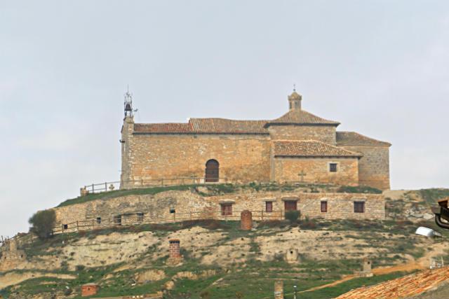 Santa María del Castillo de Trigueros del Valle - Destino Castilla y León