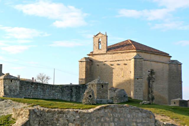 Ermita de Santiago de Ampudia - Destino Castilla y León