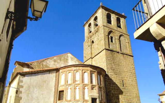 Iglesia de Santa María la Mayor de Béjar - Imagen de TerraNostrum