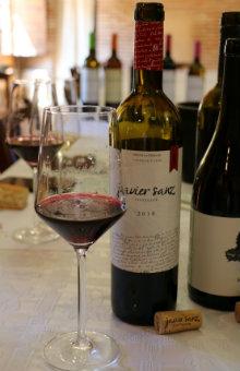 Cata del Bruñal de Javier Sanz Viticultor - Destino Castilla y León