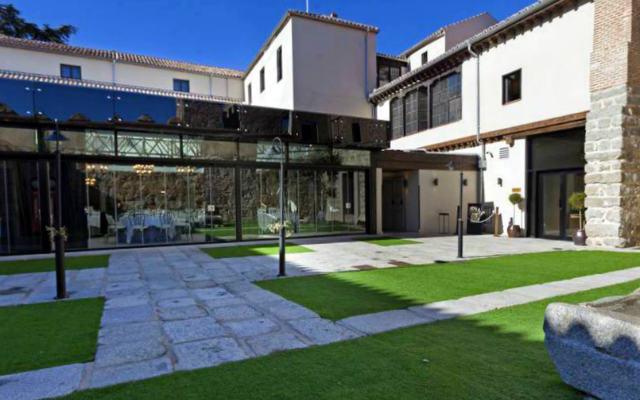 Palacio Sofraga Ávila - Imagen de Tribuna de Ávila