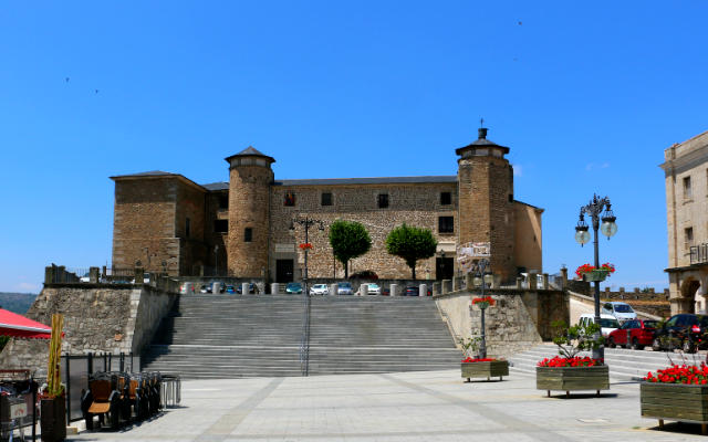 Castillo de Béjar - Destino y Sabor