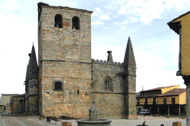 Iglesia de San Martín de Tours en Bonilla de la Sierra - Imagen de Santiago Lopez-Pastor