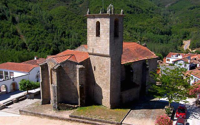 Iglesia de la Asunción de Montemayor del Río