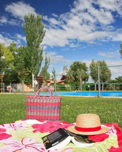De campings por Castilla y León - Imagen de ibercamp