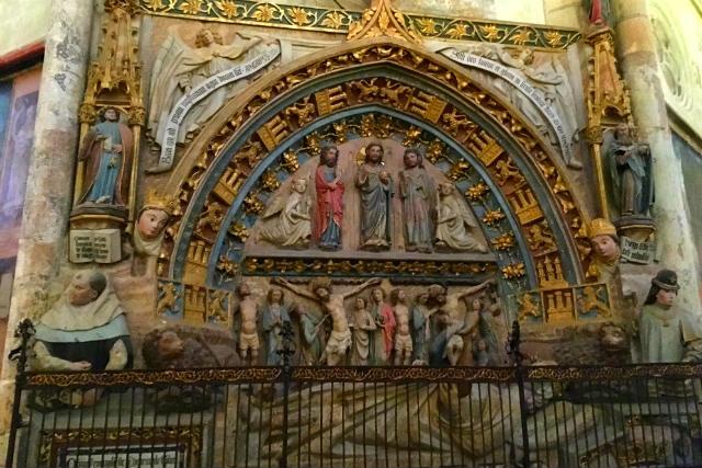Sepulcro de Ordoño II, Rey de León - Destino Castilla y León