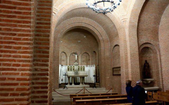Capilla del Castillo de la Mota - Destino Castilla y León