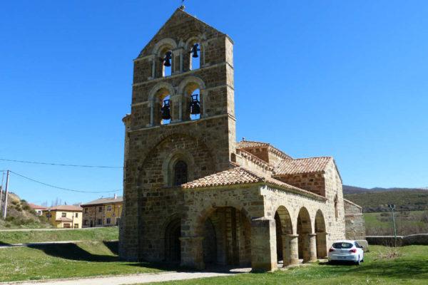 Tercera Ruta por el Románico rural palentino - Destino Castilla y León